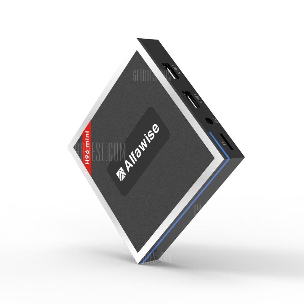 Alfawise H96 Mini TV Box in promozione a €33.81 su Gearbest ...