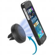 Excelvan Universal Air Vent Magnetic Car Cellphone Mount Holder in offerta a €0.86 || Gearbest