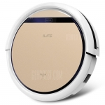 ILIFE V5S Pro Intelligent Robotic Vacuum Cleaner (da magazzino EU) in offerta a €124.36 su Gearbest