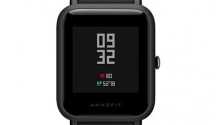 [All Stock](English Version)Xiaomi Huami Amazfit Bip in offerta a €55.61    GeekBuying