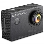 Elephone REXSO Explorer X Action Camera 4K 30fps HD in offerta a €37.30 su Gearbest
