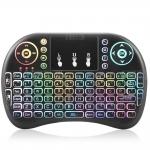 Viboton i8 Mini Backlight Wireless Keyboard Touchpad Mouse in offerta a €8.28 (200 pezzi) su Gearbest
