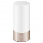 Xiaomi Mijia Bedside Lamp Bluetooth Control WiFi Connection – WHITE CN PLUG in offerta a €47.59 || Gearbest