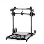 FLSUN i3 Plus Dual-extruder Touch Screen DIY 3D Printer Kit in offerta a €257.03 su Gearbest