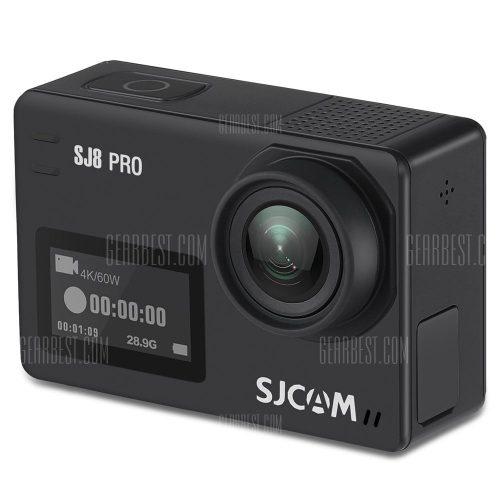 edfd147d02a6de SJCAM SJ8 Pro 4K 60fps WiFi Action Camera in offerta a €237.20 || Gearbest