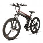 Samebike LO26 Bici Elettrica Smart Pieghevole in offerta a €690.83 || Gearbest