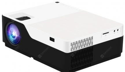 M18 LCD FHD Home Theater Proiettore in offerta a €170.80 || Gearbest