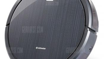 Alfawise V8S Robot Aspirapolvere Dual SLAM Scopa Elettrica Senza Fili in offerta a €123.52 || Gearbest