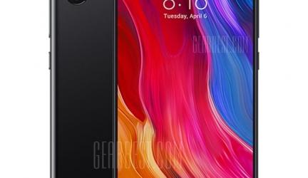 Xiaomi Mi 8 6+128GB Global in offerta a €389.39    Gearbest da Magazzino Europa – Consegna in 2-4 giorni lavorativi
