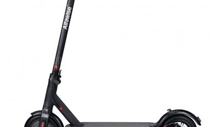 Alfawise M1 Scooter Elettrico Pieghevole in offerta a €296.83    Gearbest da Magazzino Europa – Consegna Rapida