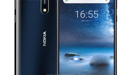 Nokia 8 Global 6GB+128GB in offerta a €256.64 || Gearbest