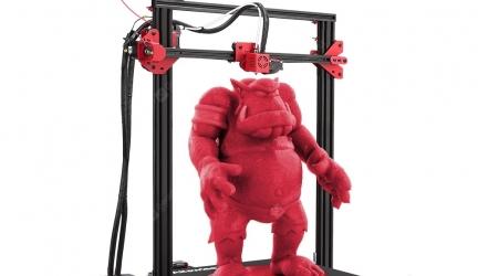 Alfawise U20 Plus Large Scale DIY 3D Printer in offerta a €333.05 || Gearbest