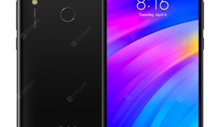Xiaomi Redmi 7 2+16GB – Nero in offerta a €85.49 || Gearbest