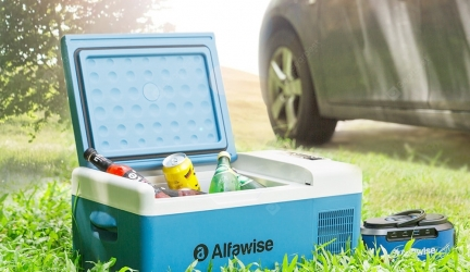 Alfawise B15 15L Freezer / Frigorifero Portatile in offerta a €170.99 || Gearbest