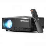 Alfawise A80 2800 Lumens BD1280 Smart Projector with LCD Display in offerta a €75.02 || Gearbest da Magazzino Europa – Consegna Rapida
