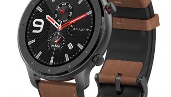 AMAZFIT GTR 47mm Smart Watch 24 Giorni di Durata Della Batteria 5ATM Impermeabile Versione Globale in offerta a 112.97 || Gearbest