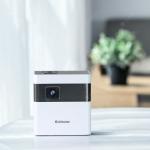 Alfawise D2 3000 Lumen Mini Proiettore Smart in offerta a €187.24 || Gearbest