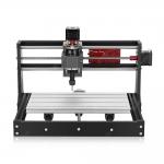 Alfawise C10 Pro CNC Laser GRBL Control DIY Engraving Machine in offerta a €146.39 || Gearbest