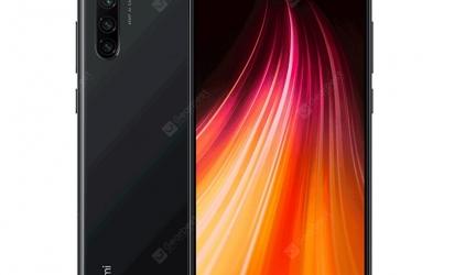 Xiaomi Redmi Note 8 4+64GB Black in offerta a €143.97 || Gearbest