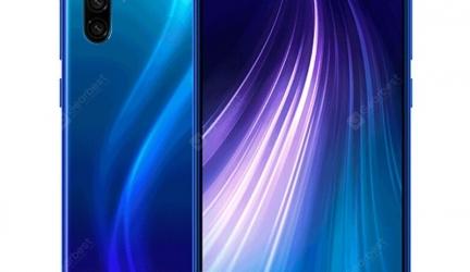 Xiaomi Redmi Note 8 3+32 Blue in offerta a €128.79    Gearbest