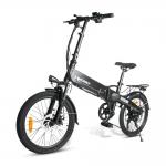 Samebike JG20 Bici Elettrica Pieghevole in offerta a €629.10 || Gearbest