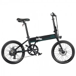 [EU Direct] FIIDO D4s 10.4Ah 36V 250W 20 Inches Folding Moped Bicycle 25km/h Top Speed 80KM Mileage Range Electric Bike in offerta a €590.97 || Banggood da Magazzino Europa – Consegna Rapida