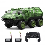 Eachine EAT07 1/16 2.4G 6WD Armored RC Car Full Proportional Control Vehicle Models Several Battery in offerta a €35.37 || Banggood