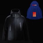 90FUN IP64 Men Winter Rechargeable Adjustable Electric Heated Jacket Coats in offerta a €104.00 || Banggood – Selezionare Magazzino Europa – Consegna Rapida