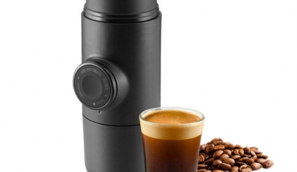 KCASA KC-COFF20 Portable Manual Coffee Maker in offerta a €20.77 || Banggood