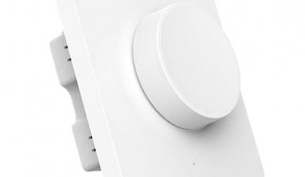 Yeelight YLKG07YL bluetooth Dimmer Light Switch AC220V in offerta a €10.67 || Banggood