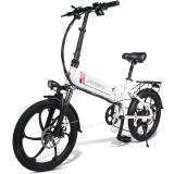 Samebike 20LVXD30 Bicicletta Elettrica Pieghevole in offerta a €636.09    Gearbest da Magazzino Europa – Cosegna Rapida