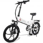 Samebike 20LVXD30 Bicicletta Elettrica Pieghevole in offerta a €636.09 || Gearbest da Magazzino Europa – Cosegna Rapida