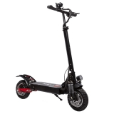 YUME YM-D5 52V 2400W Dual Motor 23.4Ah Folding Electric Scooter 65-70km/h Top Speed 80km Range Mileage 10inch Off-road Pneumatic Tire Max Load 200kg Scooter in offerta a €779.01 || Banggood