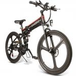 [EU Direct] SAMEBIKE LO26 10.4Ah 48V 350W Moped Electric Bike in offerta a €728.29 || Banggood da Magazzino Europa – Consegna Rapida
