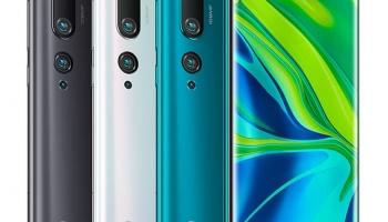 Xiaomi Mi Note 10 6+128 in offerta a €348.32 || Banggood