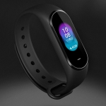 Xiaomi Hey+ B1800 0.95 Inch AMOLED Smart Watch International Version in offerta a 35.76€    Banggood