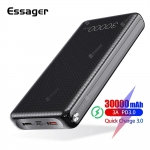 Essager 30000mAh Power Bank Quick Charge 3.0 PD QC3.0 USB C 30000 mah in offerta a €21.83 || Gearbest