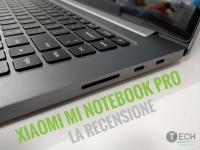 Recensione Xiaomi Mi Notebook Pro: Xiaomi sfida la fascia alta