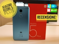 Recensione FLASH di Xiaomi Redmi 5 Plus versione Global Italia