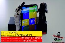 Recensione Pocophone F1, il Master of Speed a basso costo