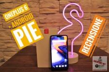 Recensione OnePlus 6 con Android 9 Pie: quasi in pensione, ma con stile