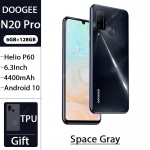 DOOGEE N20 Pro Quad Camera Helio P60 6 GB RAM 128 GB ROM Versione global in offerta a €103.19 || Gearbest