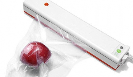 KCASA KC-VCM11 50Hz Food Vacuum Sealer in offerta a €19.72 || Banggood