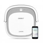 ECOVACS DEEBOT SLIM2 Robot Vacuum Cleaner 3 in 1 Sweeping Mop and Vacuum, 2600mAh with APP Control in offerta a €110.39 || Banggood da Magazzino Europa – Consegna Rapida