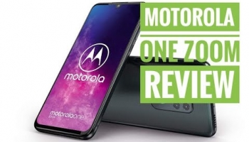 Recensione Motorola One Zoom: è intelligente, ma non si applica!