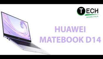 Techcafè Pills #1: Huawei Matebook D14, un gioiello per tutti i giorni!