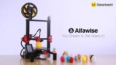 Voglia di Stampante 3D? Alfawise U30 Pro è in offerta a 195€ su Gearbest, ma solo per qualche giorno